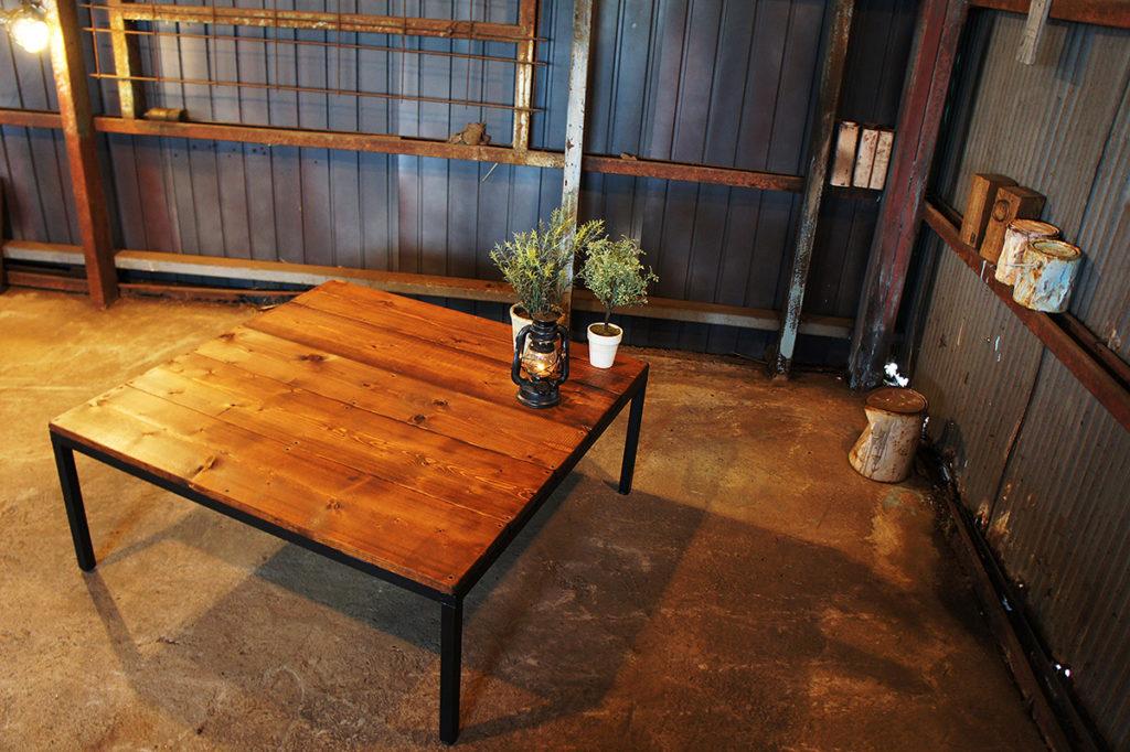 切板テーブル